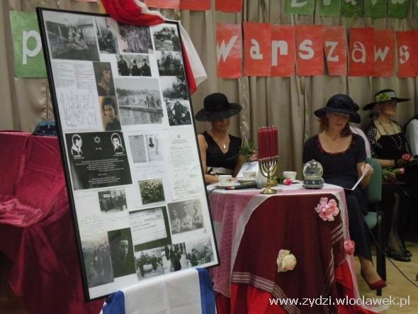 Jarmark żydowski przy Warszawskiej