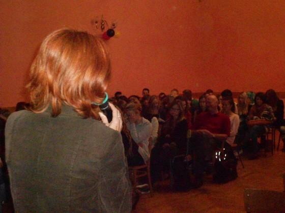 Wizyta w III Liceum Marii Konopnickiej we Włocławku